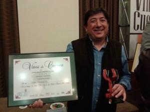 Premio vinos de cuenca 2014